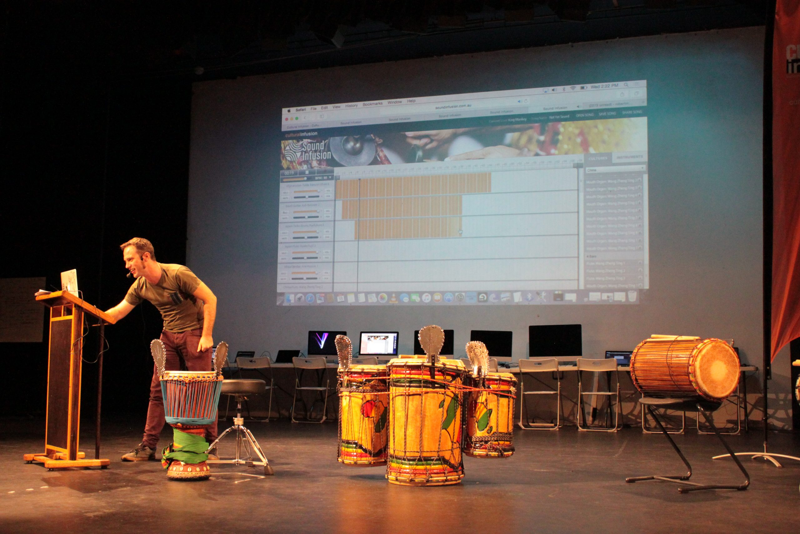 How music helps diverse communities and places and the contribution people make
